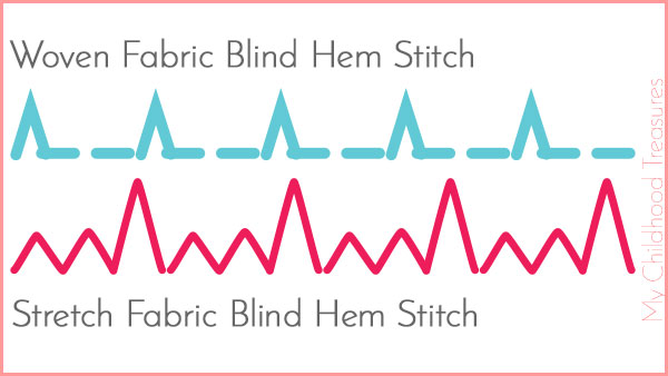 blind hem stitches