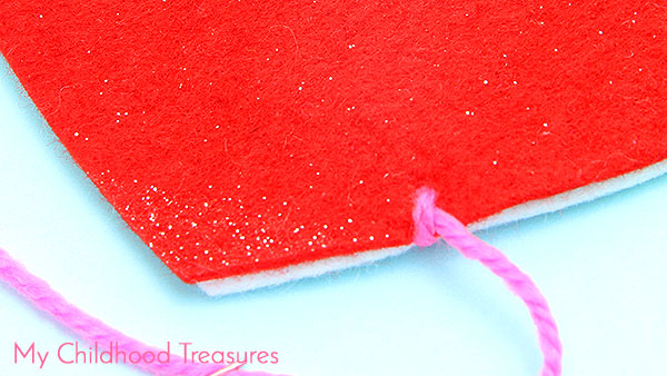 Step 4: How To Do Blanket Stitch