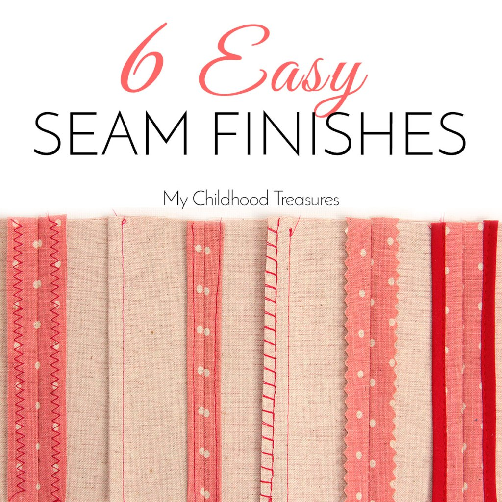 seam finishes the 6 best seam finishes without a serger treasurie