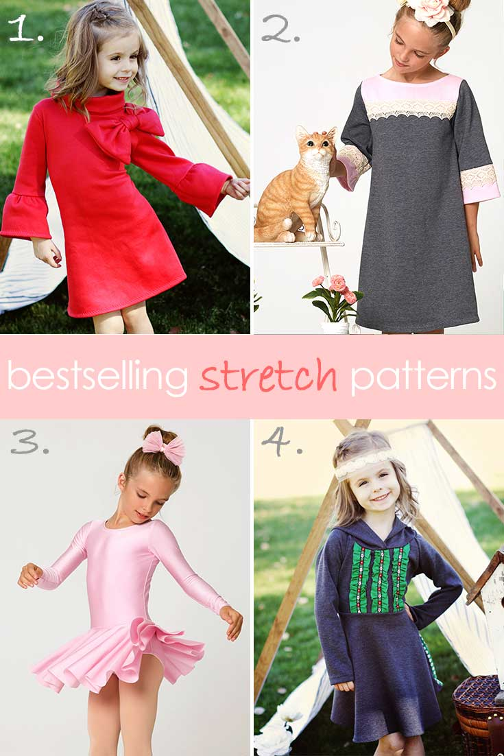 STRETCH Factor of Fabrics - Free Printable Guide |TREASURIE