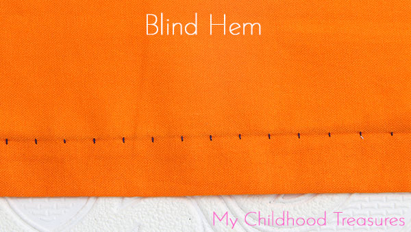 blind hem