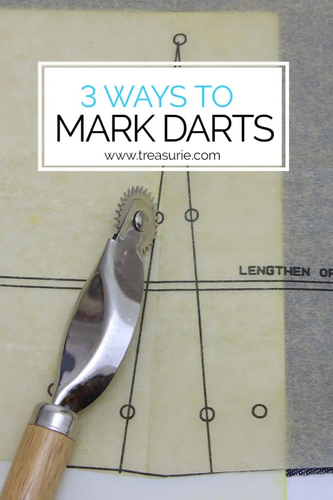 how to mark darts