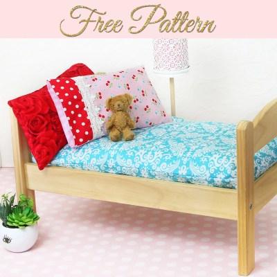 doll mattress pattern