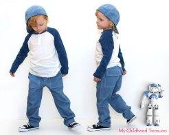 boys pants pattern