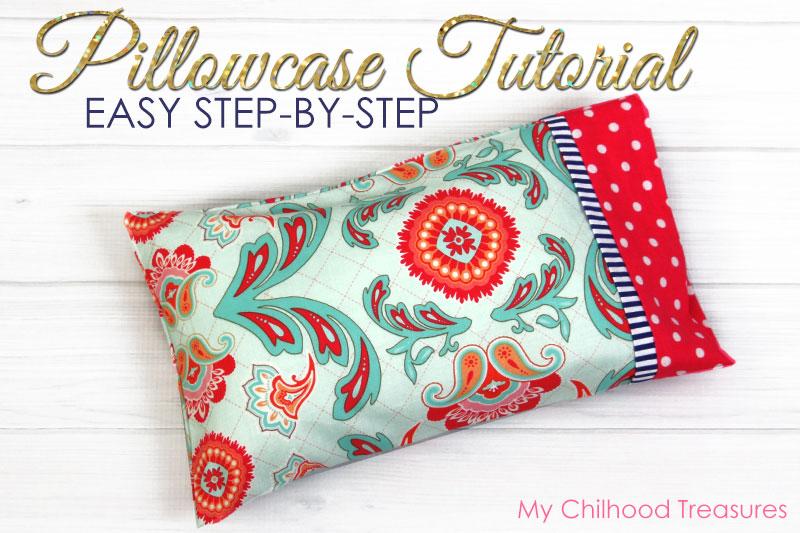 how to make a pillowcase