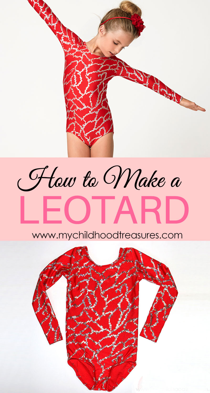 how to make a leotard