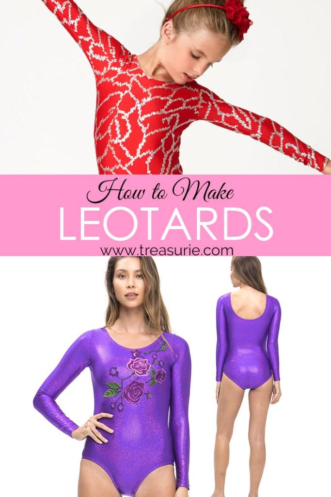 how to make a leotard