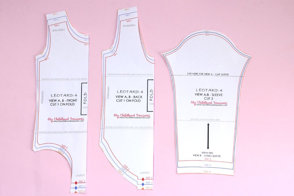 How to Make a Leotard: Easy Instructions for Beginners |TREASURIE