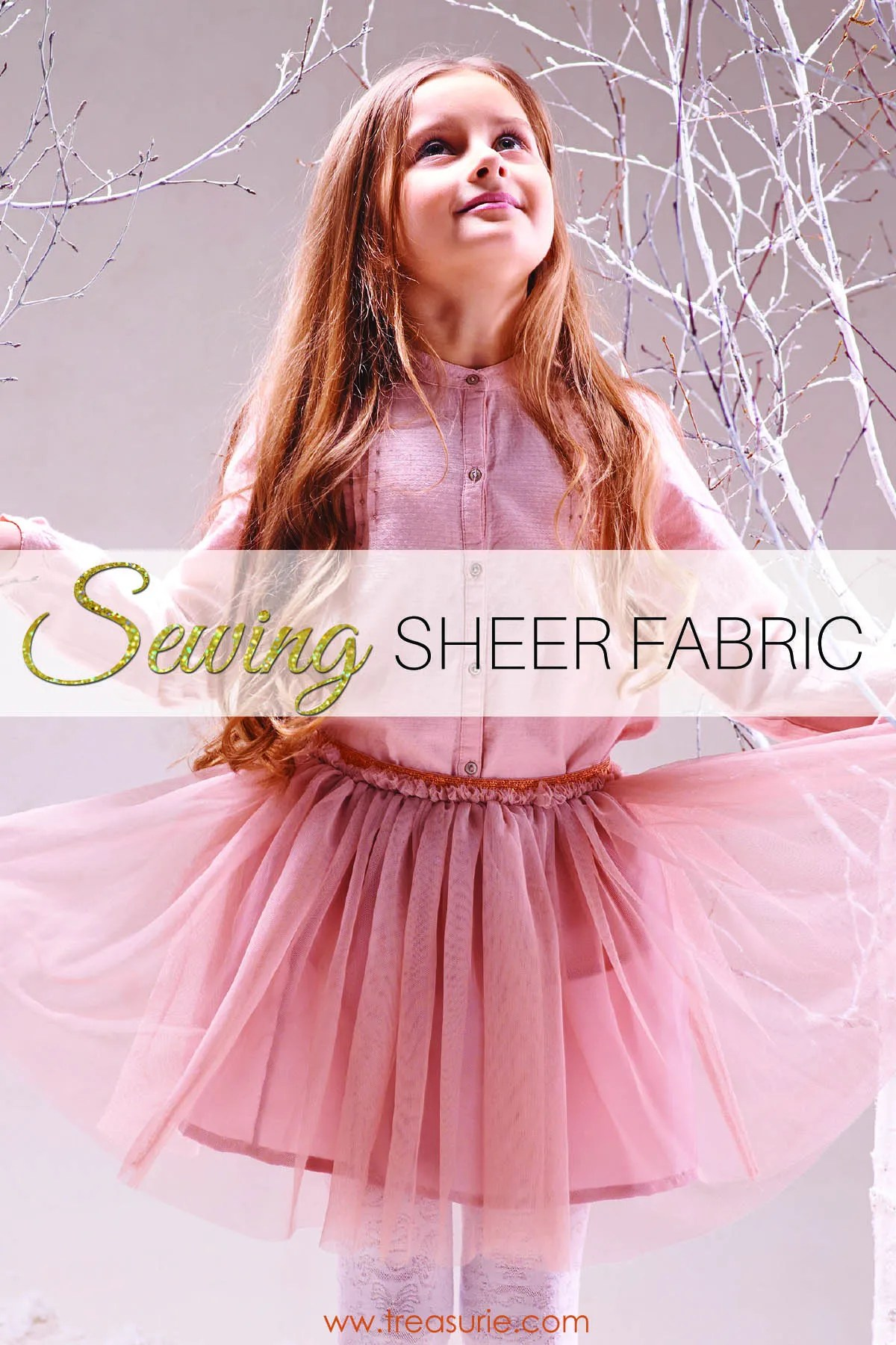 sewing sheer fabrics