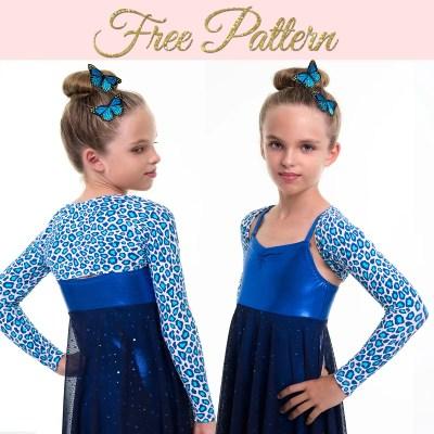 free shrug pattern