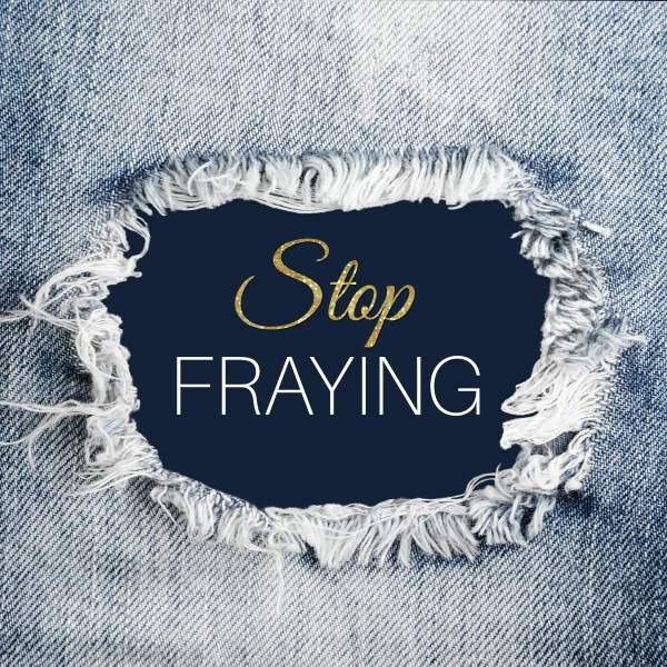 How to Keep Fabric from Fraying – Top 10 TIPS