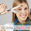 22 Essential Sewing Safety Tips for Beginners