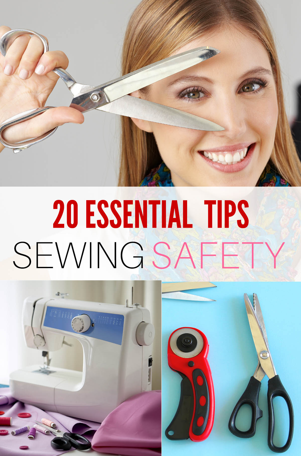 sewing safety
