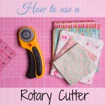 How to Use a Rotary Cutter: Using, Buying, Sharpening