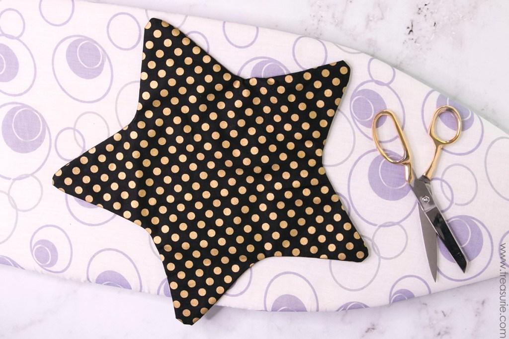 Star Pillow Pattern Free Pattern Template Treasurie