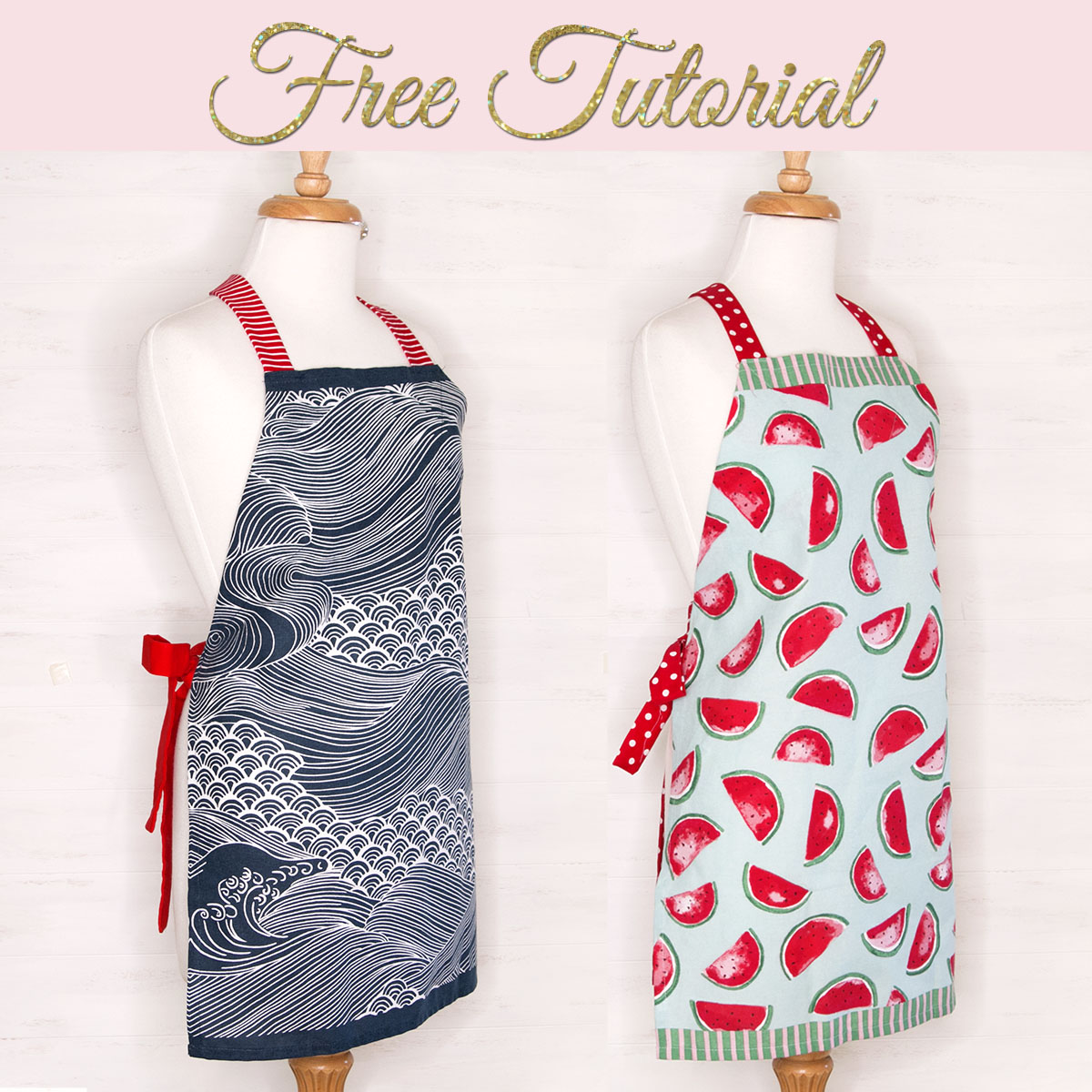 Apron: Patterns and Tips 74