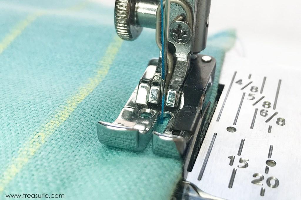 how to sew pintucks