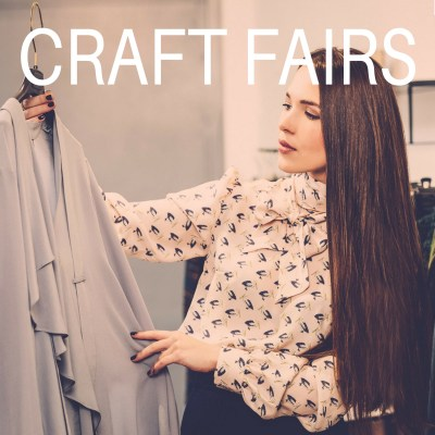 How to Succeed at Craft Fairs, Craft Shows & Markets