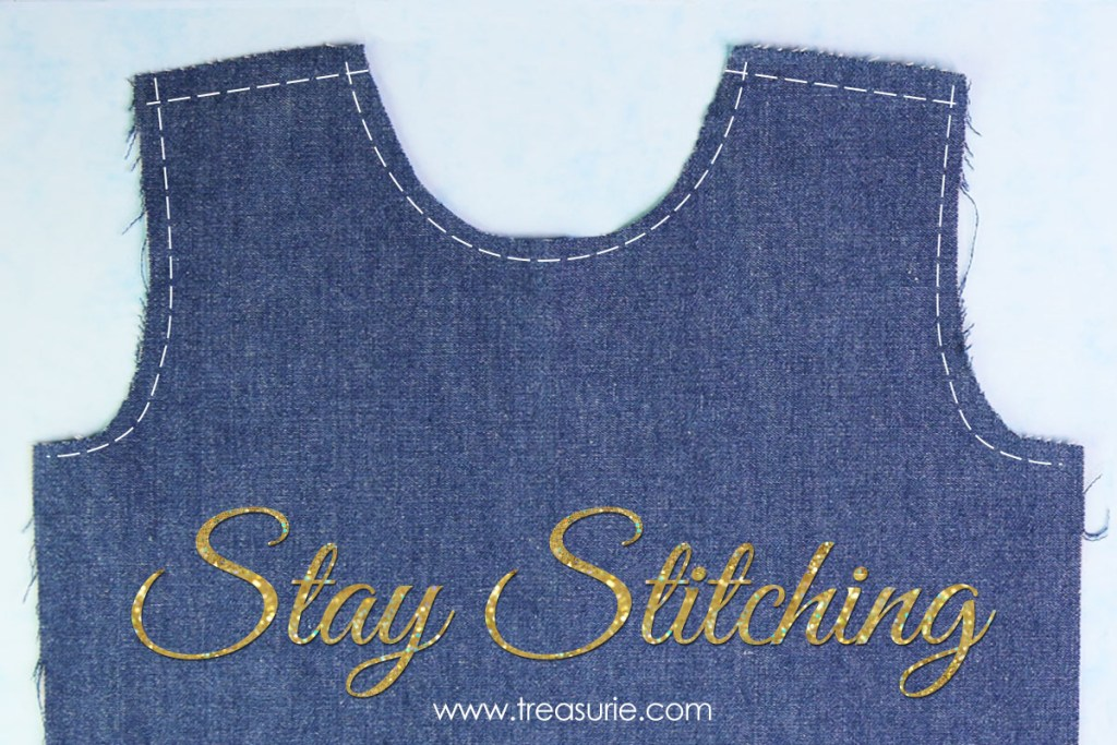 stay stitching, what is stay stitching