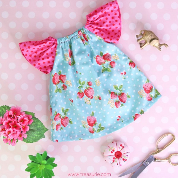 How to Sew a Peasant Dress | ANNA Dress Sew Along