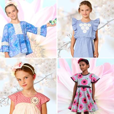 Easter dress pattern ideas
