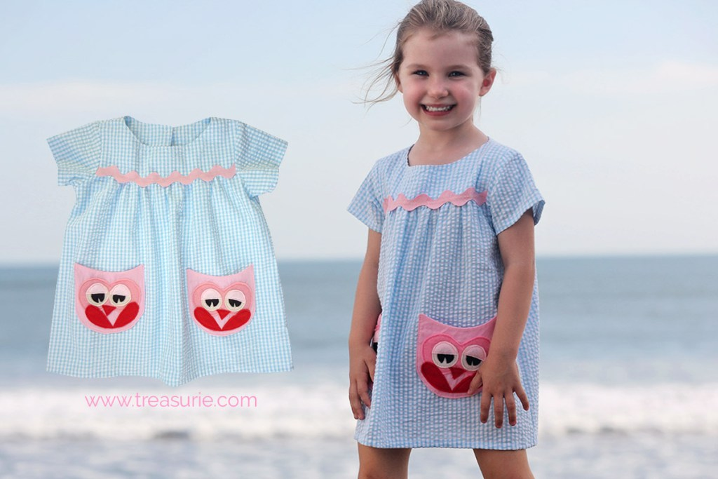 Owl Dress Pattern