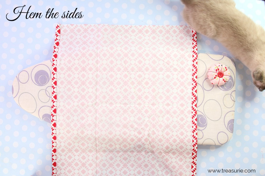 How to Make Curtains - Sides