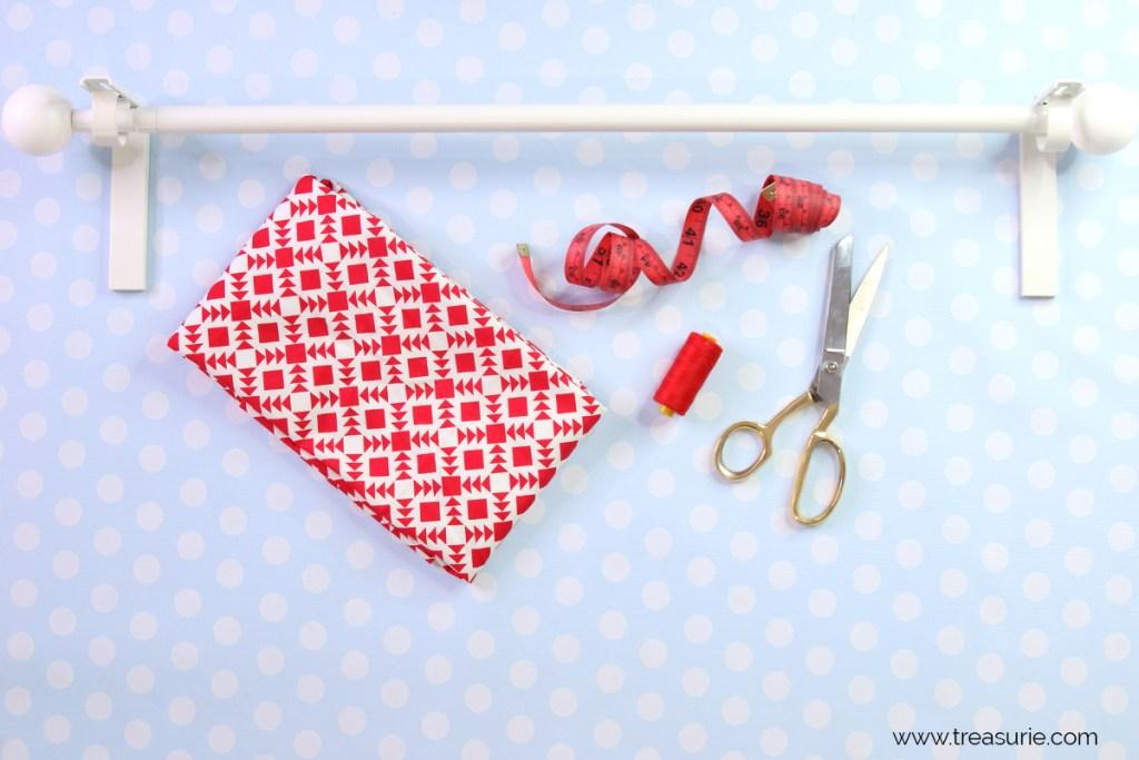 curtain making supplies