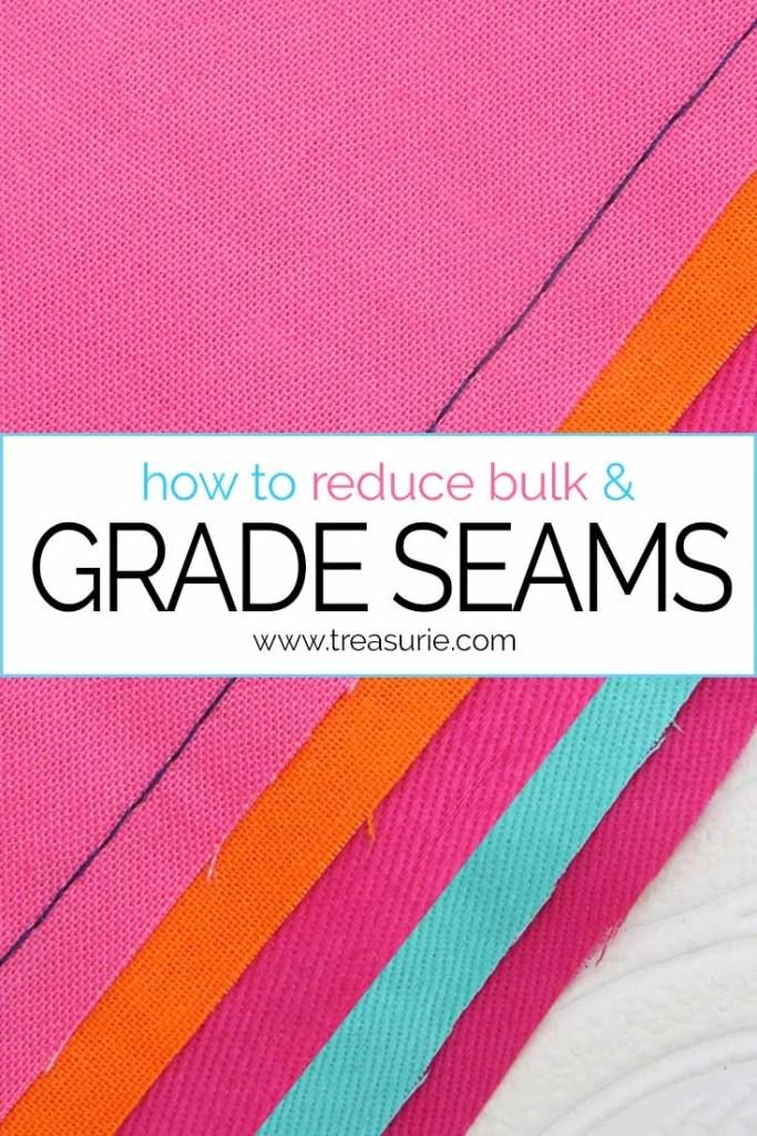 Grading seams, grade seams