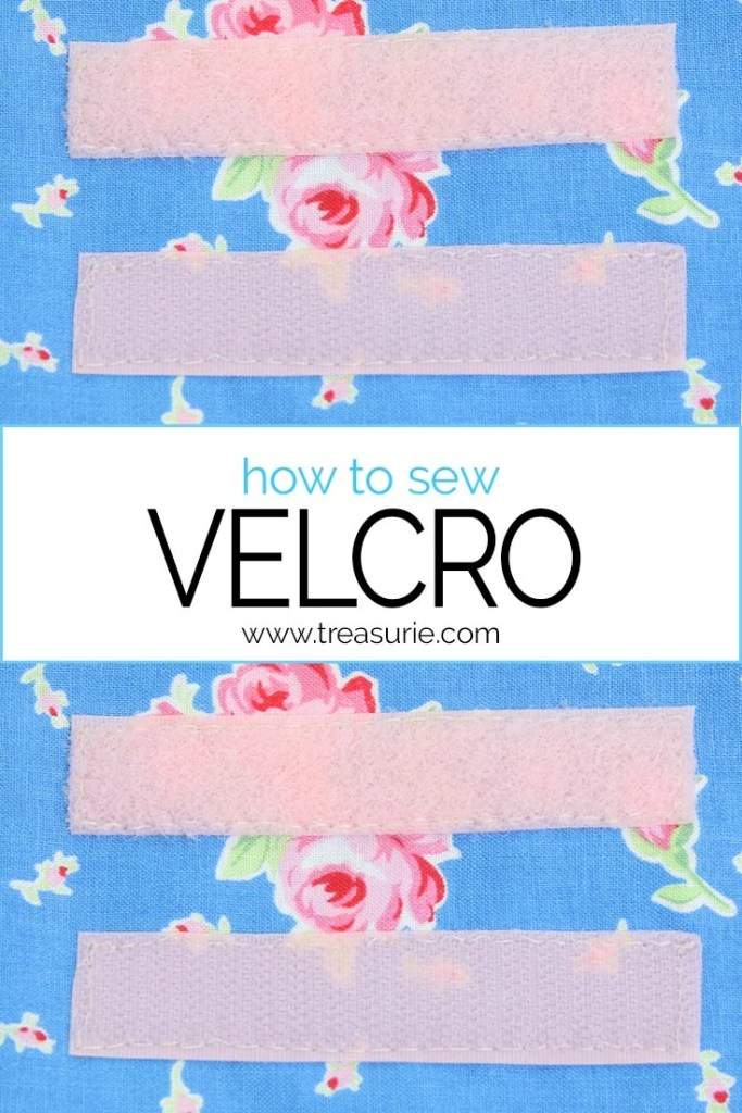 Sewing Velcro, How to Sew Velcro