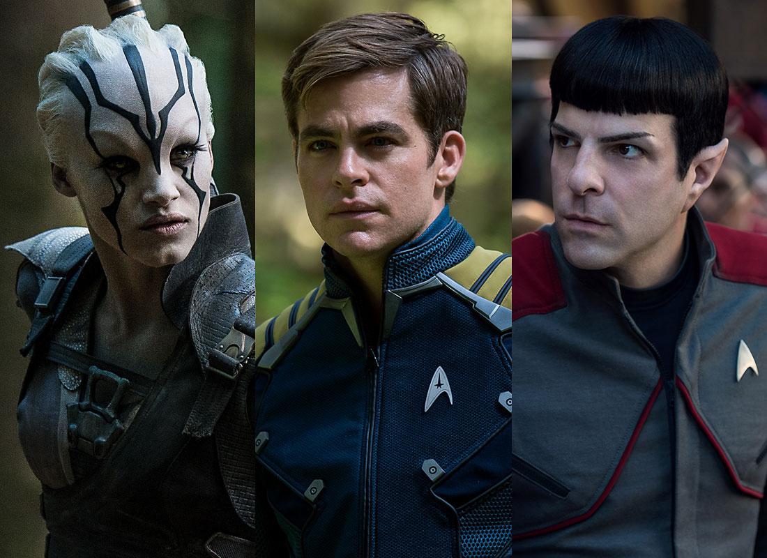 STAR TREK BEYOND Embraces Trek's Fifty-Year Legacy • TrekCore.com