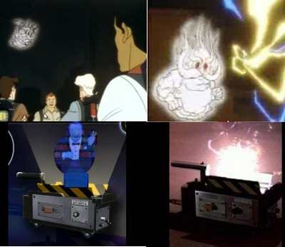 Showdown! Ghostbusters vs Orson Welles!