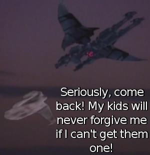 Air battle