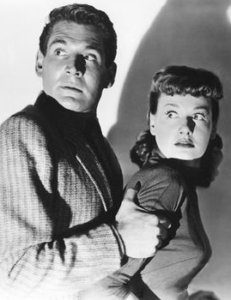 War of the Worlds (1953) Gene Barry and Ann Robinson