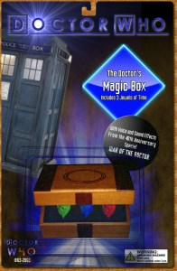 Doctor Who's Magic Box