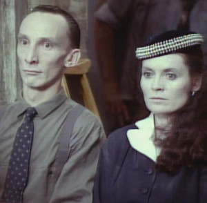 Julian Richings and Patricia Philips in War of the Worlds