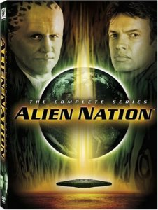 Alien Nation DVD set