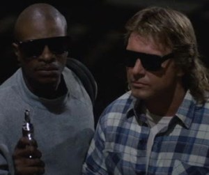 They Live: Keith David and Roddy Piper