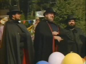War of the Worlds 1x05 Orson Welles Impersonators