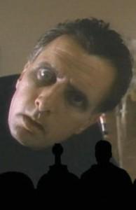 Joe Estevez in Soultaker on Mystery Science Theater 3000