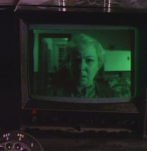War of the Worlds: Sally Chamberlin