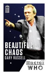 Hugh Laurie as Doctor Who in Beautiful Chaos by Gary Russell