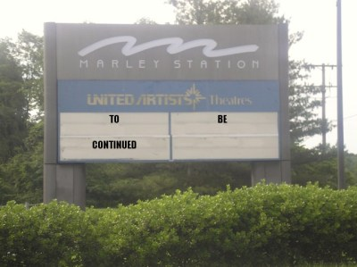 Marley Station Marquee