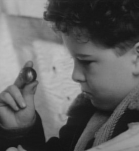 War of the Worlds: Amos Crawley as Young Harrison
