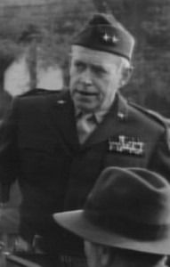 War of the Worlds: George Robertson as General Mann