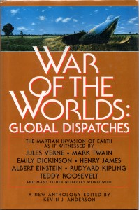 War of the Worlds: Global Dispatches cover