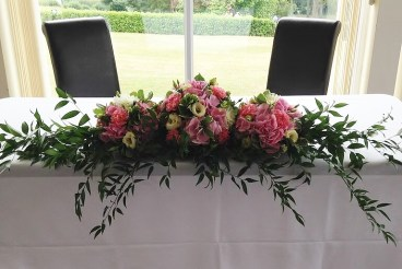 2 Bridal Bouquet Pink Wedding (7)