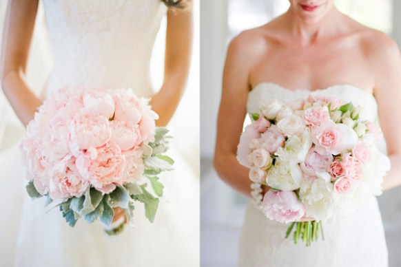 Soft-and-Romantic-Wedding-Bouquets