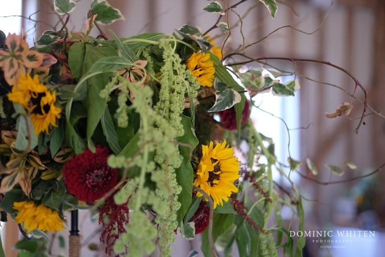 Easton Grange Open Day: Flowers
