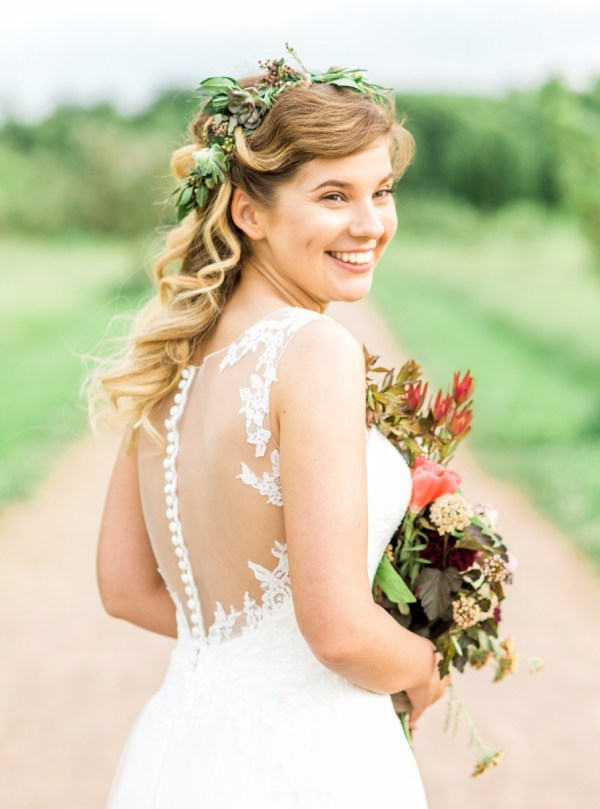 Sarah & Sam's Boho Wedding
